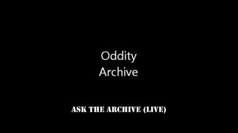 Ask The Archive Live