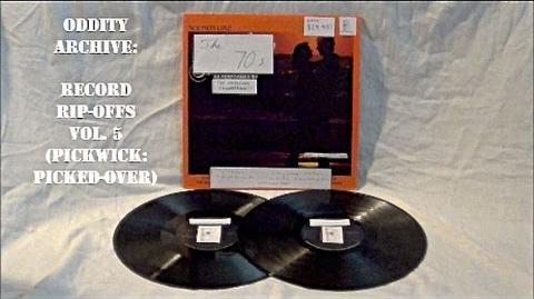 Oddity Archive Episode 85 – Record Ripoffs Vol