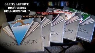 Oddity Archive Episode 171.5 – Discovision Dead Sides Vol. 2