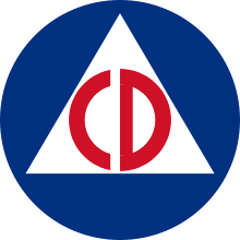 File:United States Civil Defense Roundel.png