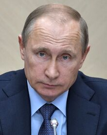 Satire Vladimir Putin