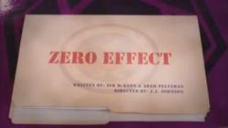 TheZeroEffect