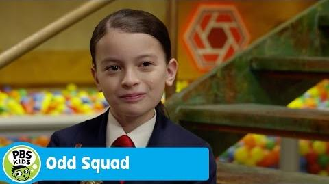 ODD SQUAD Meet Agent Olive PBS KIDS
