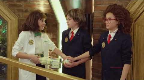 PBS Kids Odd Squad World Turned Odd Promo