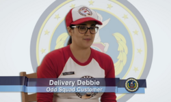 Meet Delivery Debbie