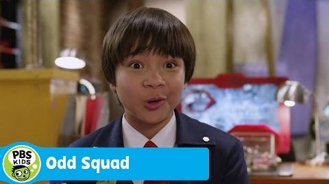 ODD SQUAD Meet Agent Otto PBS KIDS