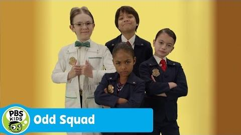 Meet Odd Squad