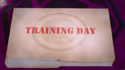 Training Day Case File