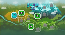 Sector 21 level 1 completed