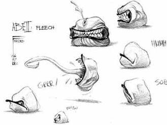 Fleech concept