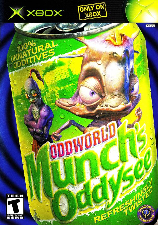 Munch's Oddysee | Oddworld | FANDOM powered by Wikia on