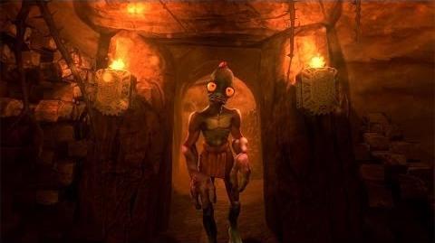 Oddworld New 'n' Tasty - E3 Trailer 2014-1