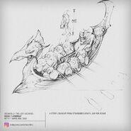 Scuba Toad Concept Art 5