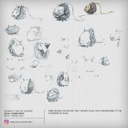 Concept Art of Ratz 2