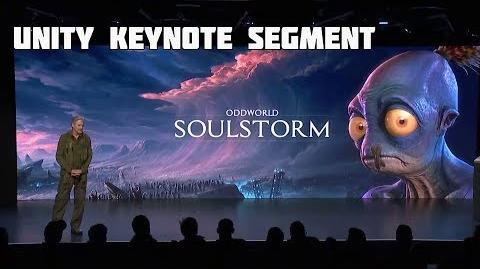 Soulstorm at Unity GDC 2019