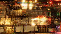 Comet Depot Flamethrower Teaser