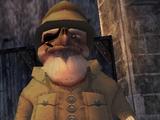 Cornjaws the Retired Sleg Hunter