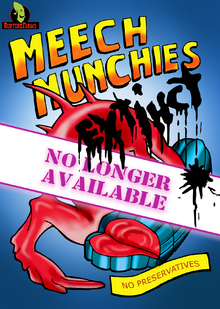 Meech munchies by zimmii