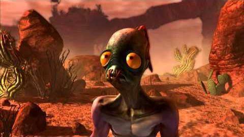 Oddworld New 'n' Tasty — Teaser Trailer