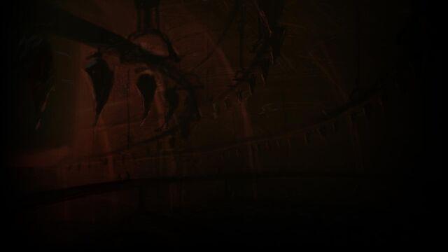 File:Oddworld Abe's Oddysee Background RuptureFarms interior concept.jpg