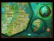 Oddworld map