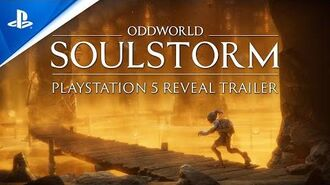 Oddworld Soulstorm - Announcement Trailer - PS5