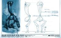 Intern Character Concept Art