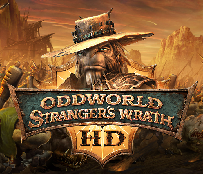 Stranger's Wrath HD | Oddworld | FANDOM powered by Wikia on