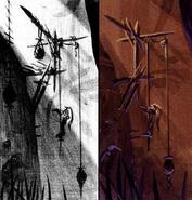 Abe climbing comparison concept paramonian temple