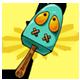 Oddworld New n Tasty Badge 1