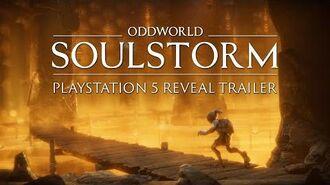 Oddworld Soulstorm PlayStation 5 Reveal Trailer