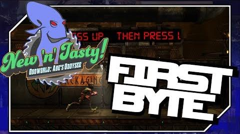 Abe's Oddysee New N' Tasty Preview - First Byte