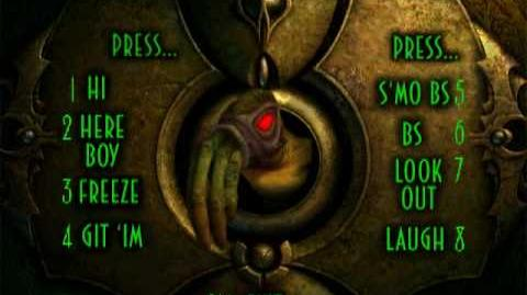 Oddworld Abe's Exoddus Gamespeak