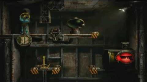 Oddworld Abe's Exoddus - Slig Barracks 3 4