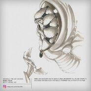Lady Margaret Concept Art 6