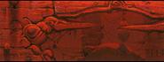 Scrab scrabania temple art