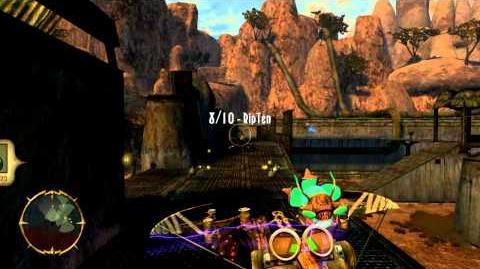 Oddworld Stranger's Wrath HD - PS3 3DTV and Move Trailer!