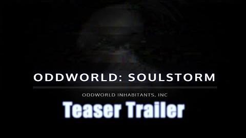 Soulstorm ARG Backstory