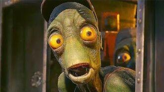 ODDWORLD Soulstorm Official Reveal Trailer (2020)