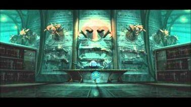 Oddworld Stranger's Wrath (PC version) Cutscenes 6 - Phone Call to Sekto-1