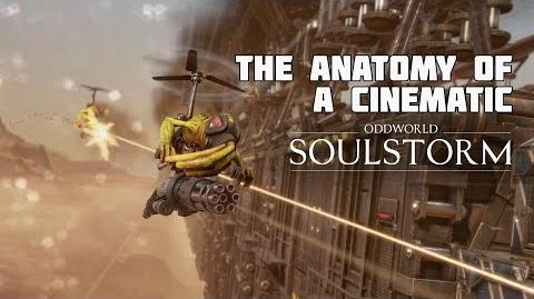 Soulstorm - VFX Breakdown of a Cinematic