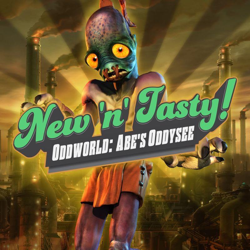 Oddworld: New 'n' Tasty v1.0.1 [.APK][.OBB][Android]