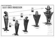 Glukkon Social Class Concept Art
