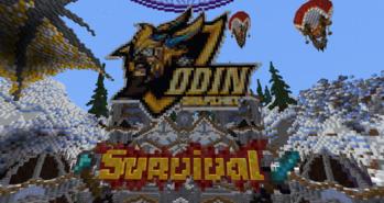 Odincraft Survival Portal