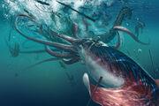 Kraken attack by benwootten-d4qb1uh