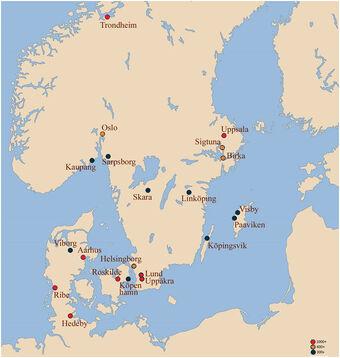 Byer I Norden Odins Ulve Wiki Fandom
