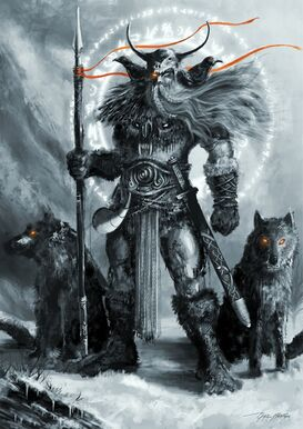 Odin the All Father