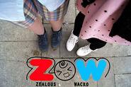 Zealous wacko