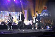 Ari ki perform with fine and turutei 2