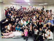 Ari ki full cho party 3 cast
